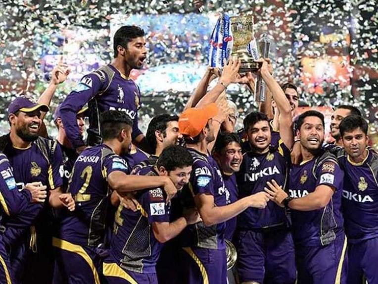 KKR IPL Champions