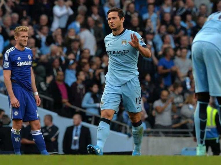 Lampard Man City
