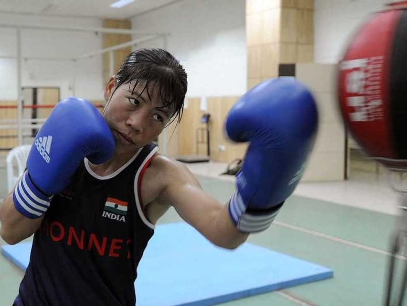 Mary Kom Asiad