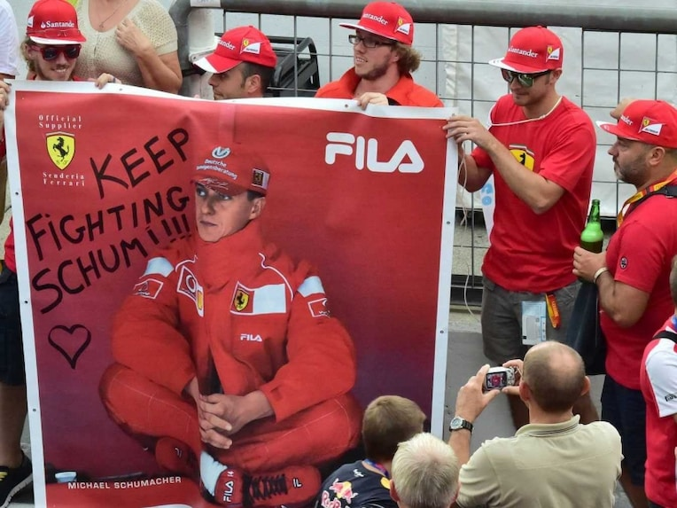 Michael Schumacher F1