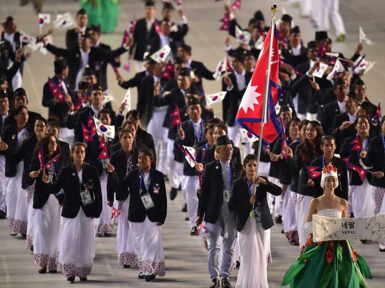 nepal asian games