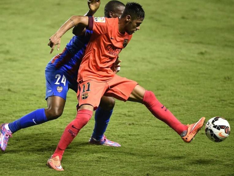 neymar la liga
