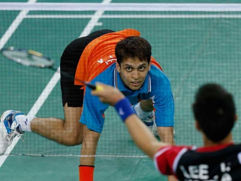 P Kashyap Asian Games 2014