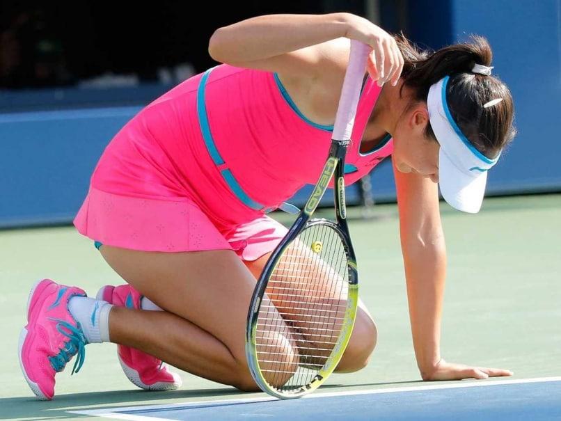 Peng Shuai US Open