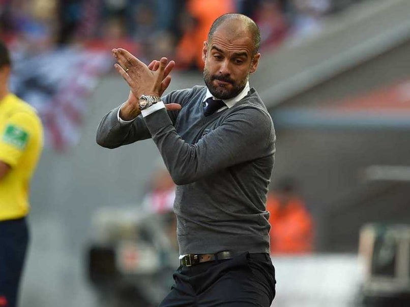 Pep Guardiola dance