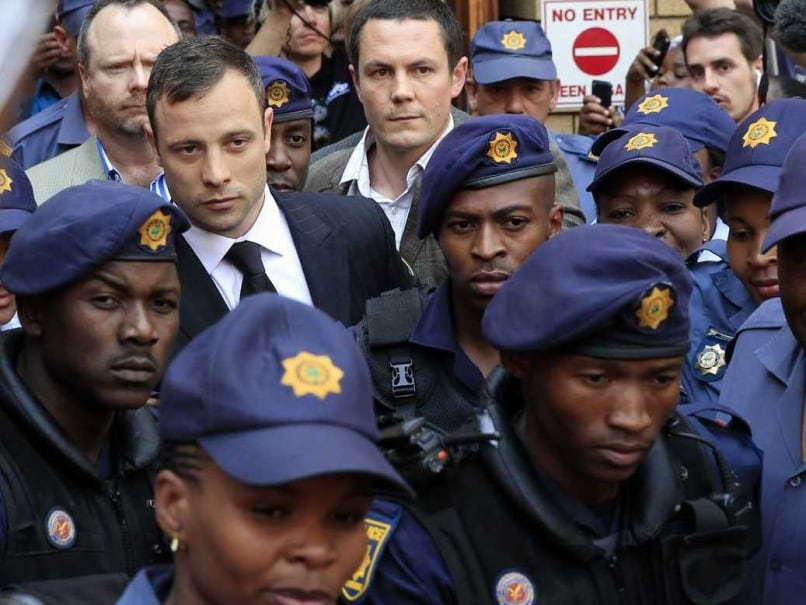 Pistorius security