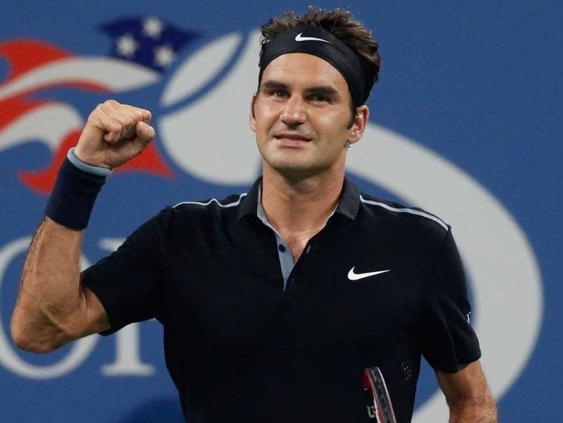 Roger Federer Flushing Meadows