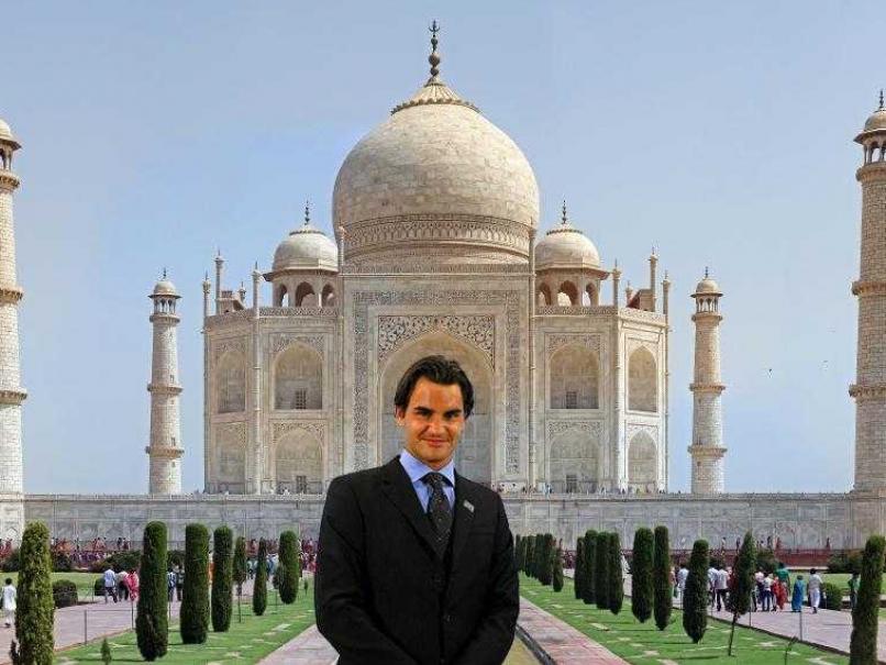 Roger Federer Taj