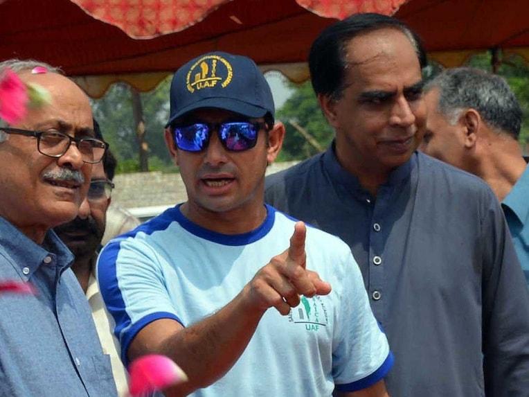 Saeed Ajmal suspension Pakistan