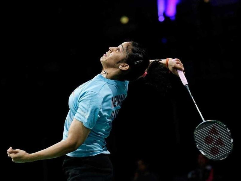 Saina Nehwal badminton 0