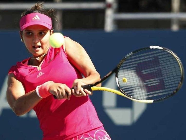 Sania Mirza Tennis 8