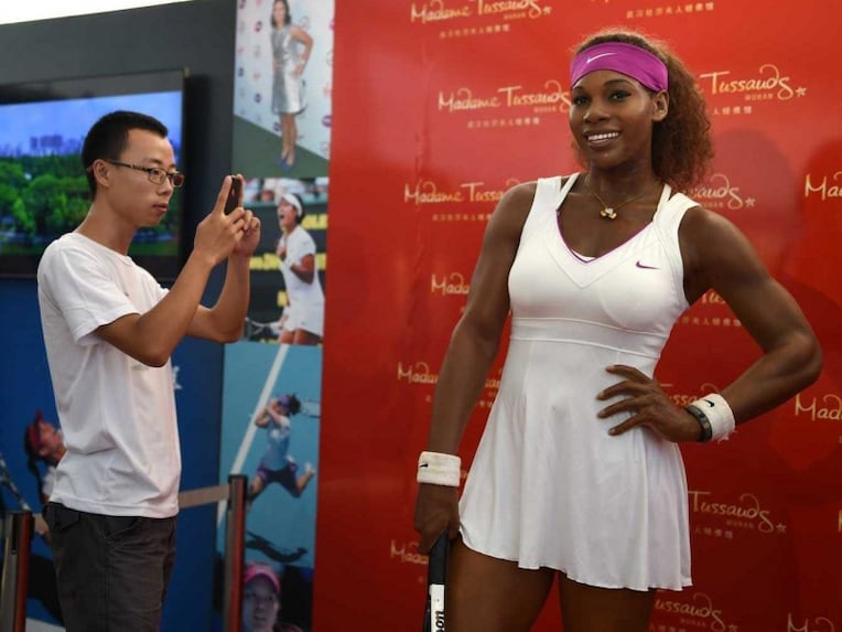 Serena Williams China