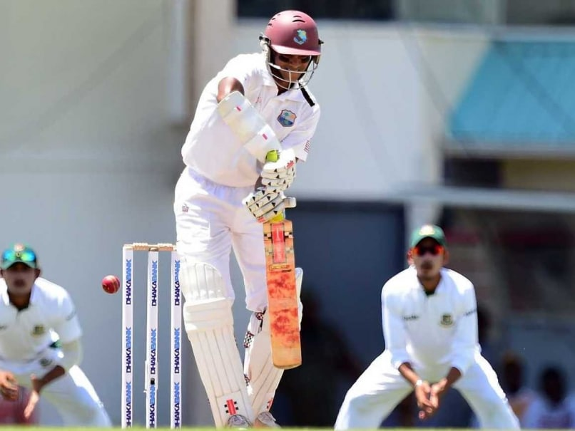 Shivnarine Chanderpaul Climbs to Third Place in ICC Test Batting Rankings