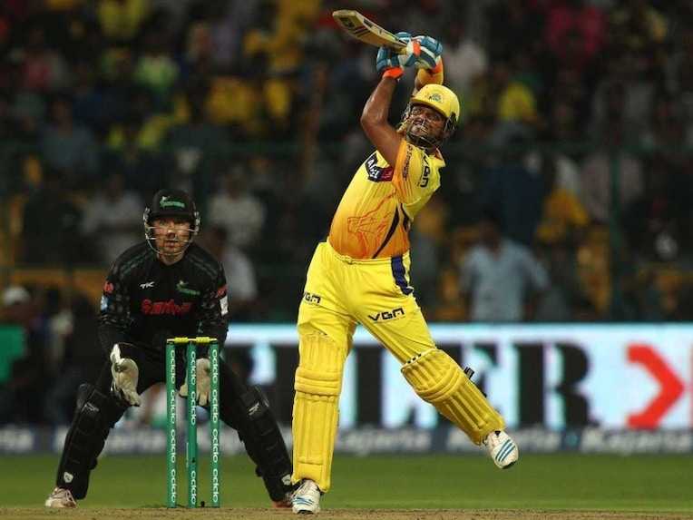 Live Cricket Score: Chennai Super Kings vs Lahore Lions