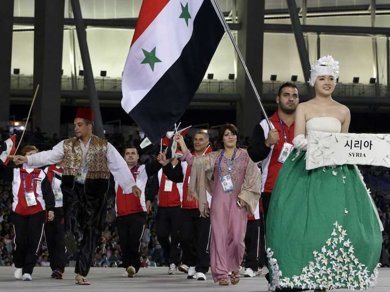 Syria Asian Games