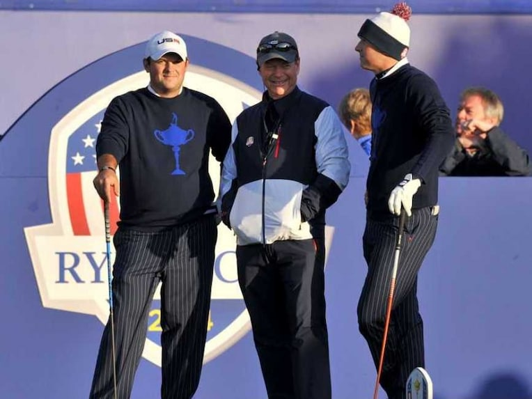 Watson Spieth Reed Ryder Cup