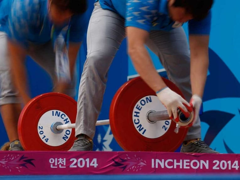 Weightlifting generic Asian Games