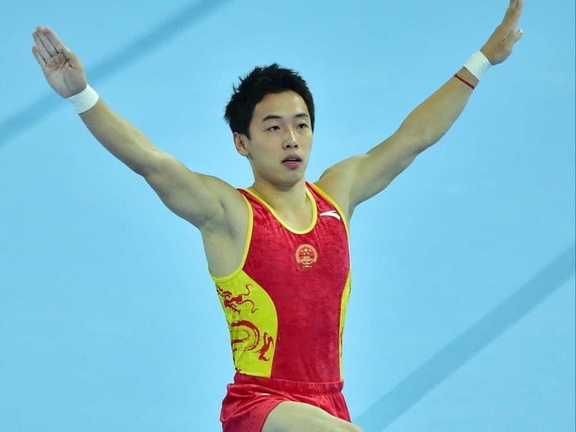 Asian Games Gymnastics 65