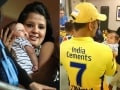 Don't Honk Please, My Daughter Will Wake Up: Sakshi Dhoni's Tweet After India's Win vs Pakistan