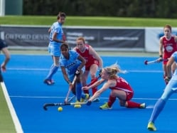 Indian Women's Hockey Team Lose Opening Match to Great Britain