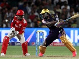 IPL 8: Andre Russell Helps Kolkata Knight Riders Beat Kings XI Punjab