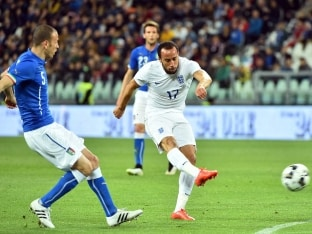 Andros Townsend Steals Harry Kane Limelight as England Hold Italy