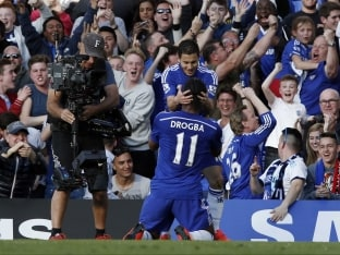 Chelsea F.C. Beat Manchester United F.C. 1-0, Inch Closer Toward Title