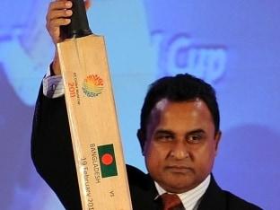 Mustafa Kamal Quits as ICC President After N. Srinivasan Presents World Cup Trophy
