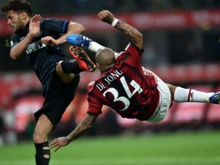 Inter Denied Penalty as Milan Derby Ends in a Goalless Draw