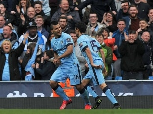 Sergio Aguero Stars as Manchester City F.C. Beat West Ham United