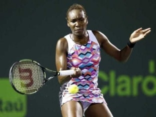 Venus Williams Knocked Out of Miami Open