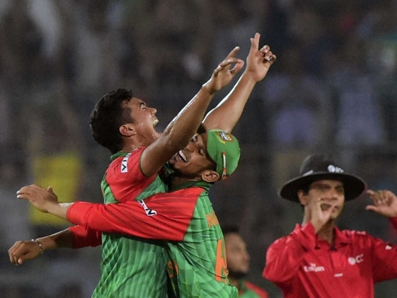 Bangladesh Beat Pakistan After 16 Years