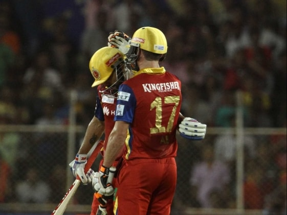 IPL 2015: Royal Challengers Bangalore Thump Table-Toppers Rajasthan Ro