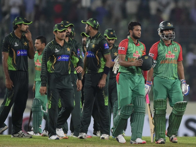 Bangladesh Believed They Were Favourites Against Pakistan: Mashrafe Mortaza