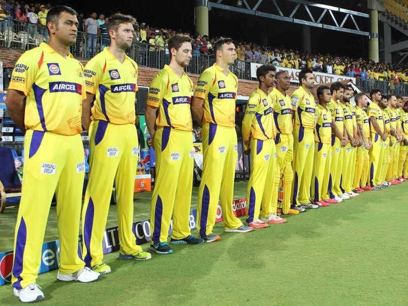 Chennai Super Kings Have Biggest Fan Base of All Teams on ...  Chennai Super Kings Players