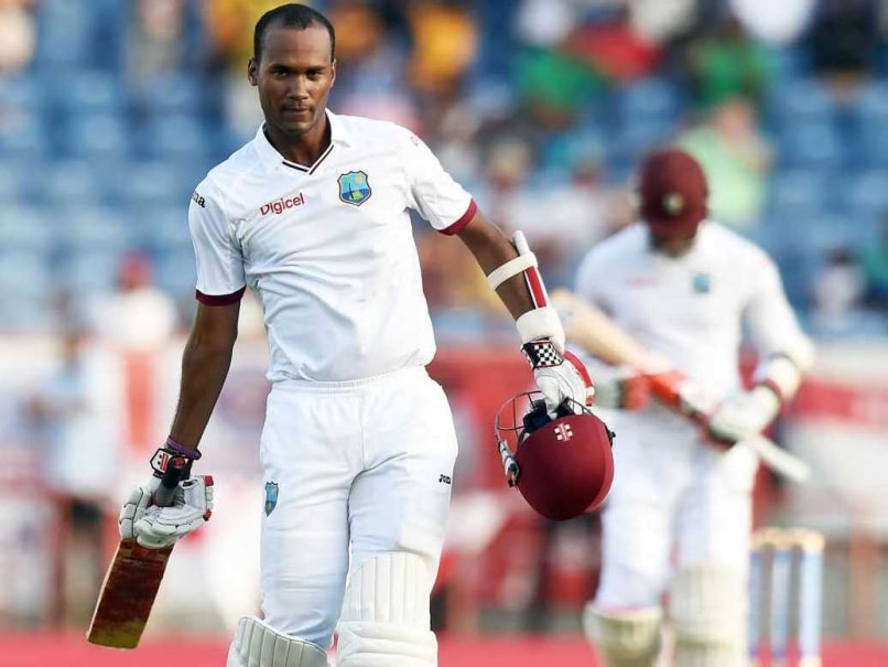 2nd Test, Day 4: Ton-up Kraigg Brathwaite Nudges West Indies Ahead vs England