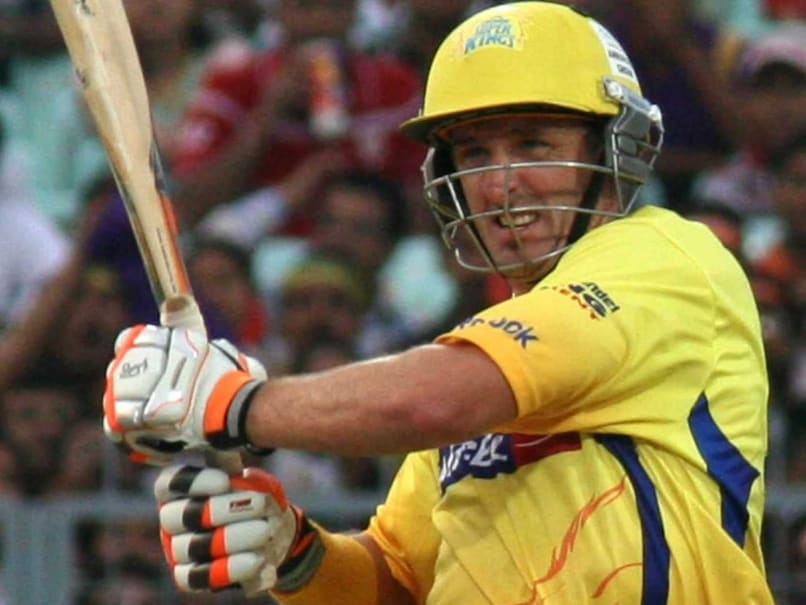 Indian Premier League Michael Hussey Wants To Emulate MS