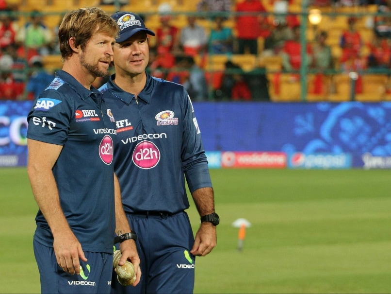 Jonty Rhodes Blessed With Baby Girl, Names Her India Jeanne - IPL ...