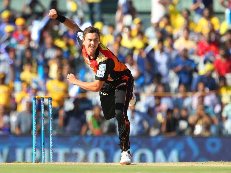 Trent Boult Sunrisers Hyderabad IPL 2015