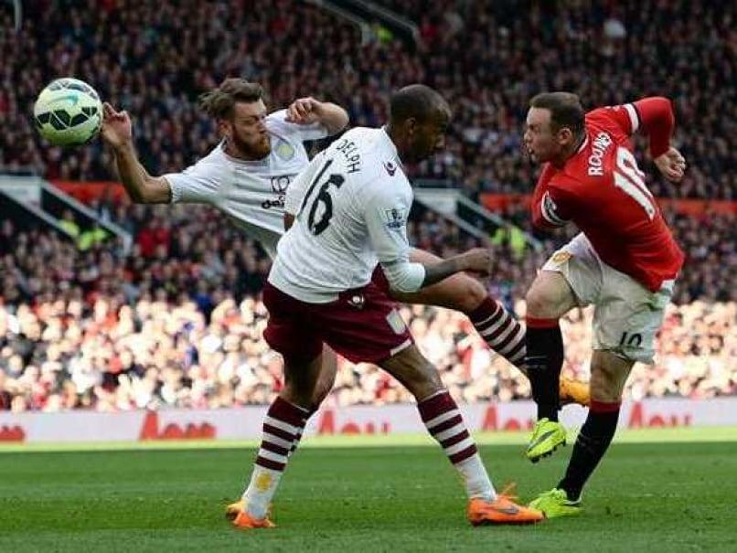 Wayne Rooney Goal Vs Aston Villa