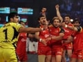 Pro Kabaddi League: Bengaluru Bulls Stave Off Strong Fightback From Telugu Titans to Enter Final