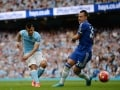 Aguero Shines as Man City Sink Chelsea to Take Title Initiative