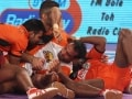 Pro Kabaddi League: Second-String U Mumba Too Good for Puneri Paltans