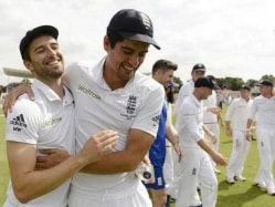 The Ashes: Paul Collingwood Credits Alastair Cook for Series Win
