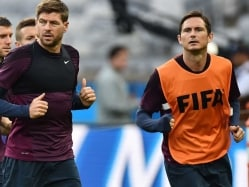 Steven Gerrard Tells Frank Lampard - 'It's War'