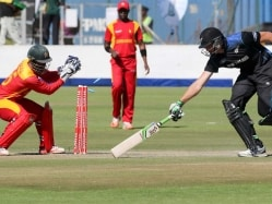 As It Happened: Zimbabwe vs New Zealand, 3rd ODI in Harare