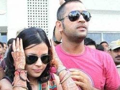 MS Dhoni Felicitated With Resolution in his Honour in New Jersey