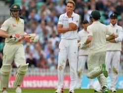 The Ashes: Michael Clarke Fails But David Warner, Steve Smith Fifties Lift Australia