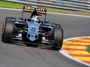 Force India Score Double Points Finish in Canadian GP
