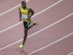 Usain Bolt Fit For Ostrava, Eyes 9.8 Seconds